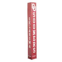 Oklahoma Sooners Collegiate Pole Pad thumbnail 1