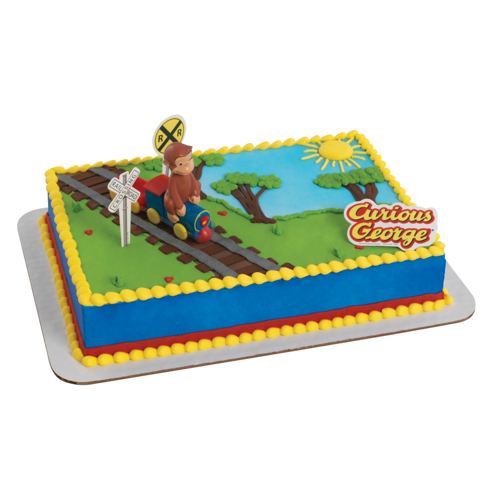 Curious George® Train