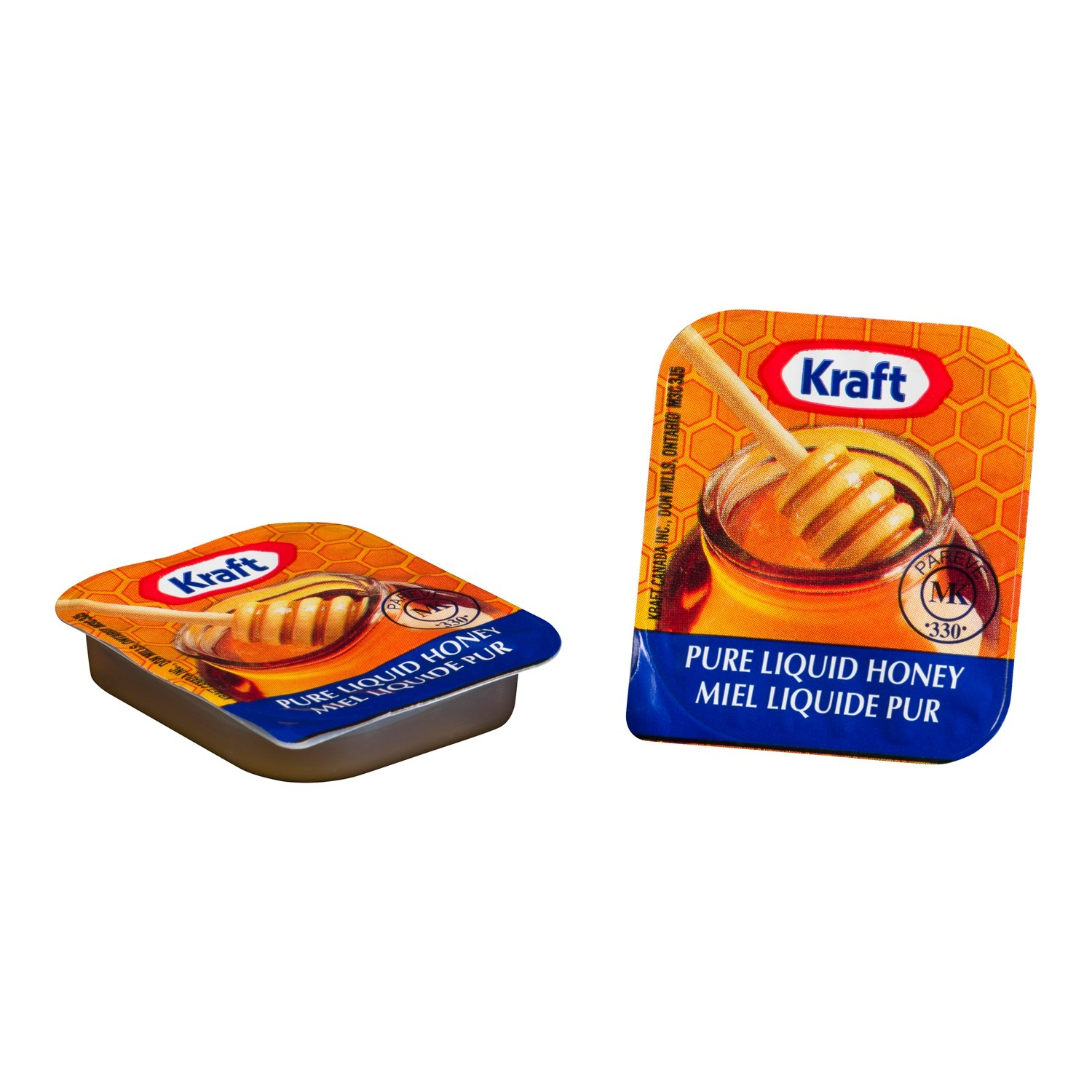 KRAFT Liquid Honey 14g 140