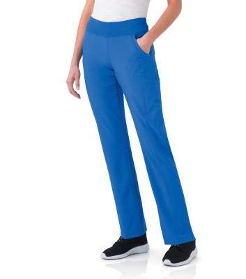 Urbane Performance 6 Pocket Scrub Pant for Women: Modern Tailored Fit, Super Stretch, Yoga Waist, Medical Scrubs 9335-