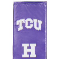 Texas Christian Horned Frogs Collegiate Pole Pad thumbnail 4