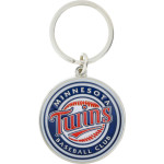 MLB Minnesota Twins Key Ring