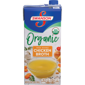 Organic Free-Range  Chicken Broth