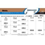 Class 10.9 Metric Hex Cap Screws & Nut Assortment (M10-1.25 Thread)