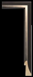 Metro Shadow Box Steel Tall 1 1/8