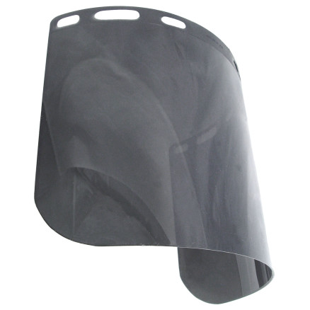 Radians Smoke PC Face Shield