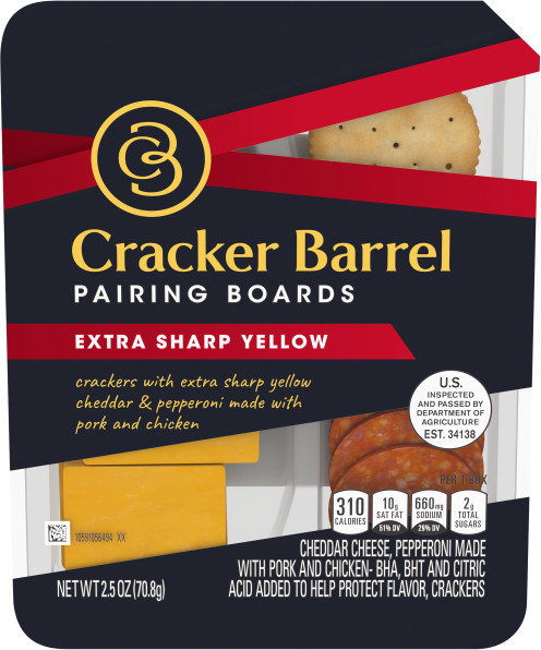 Extra Sharp Yellow Cheddar