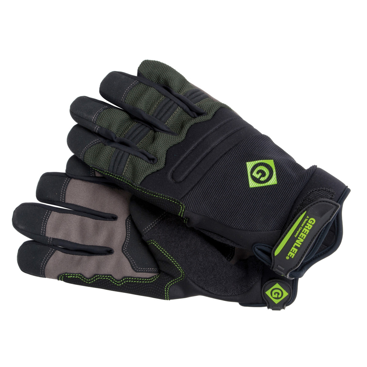 Greenlee 0358-14L TRADESMAN Gloves - Large