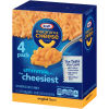 Kraft Original Flavor Macaroni & Cheese Dinner 4 - 7.25 oz Boxes