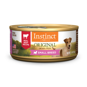 Original Small Breed Beef Wet Dog Food