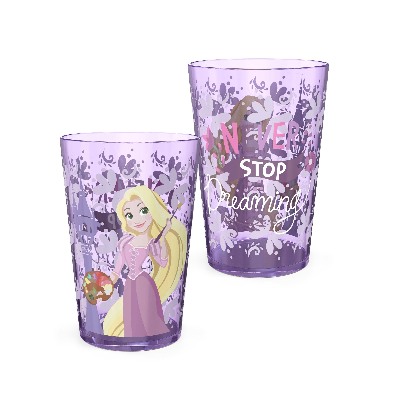 Disney Princess Tumbler, Princess Ariel and Friends, 4-piece set slideshow image 8
