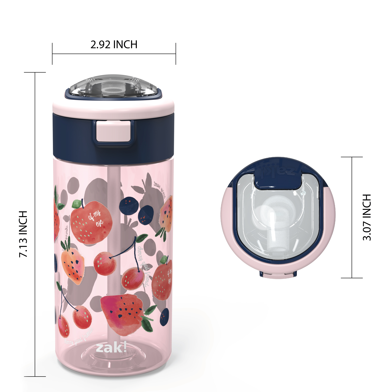 Genesis 18 ounce Water Bottles, Fruit, 2-piece set slideshow image 8