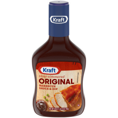 Kraft Original Barbecue Sauce 28 oz Bottle