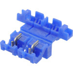 Blue Fuse Holder (18-14 Wire)