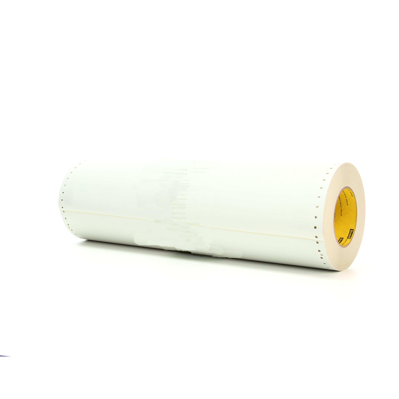 3M™ Die-Cut Sandblast Stencil 519YT, Tan, 18 3/4 in x 10 yd, 48 mil, 1 roll per case, Tractor Feed