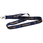 West Virginia University Lanyard