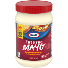Kraft Mayo Fat-Free 15 fl oz Jar
