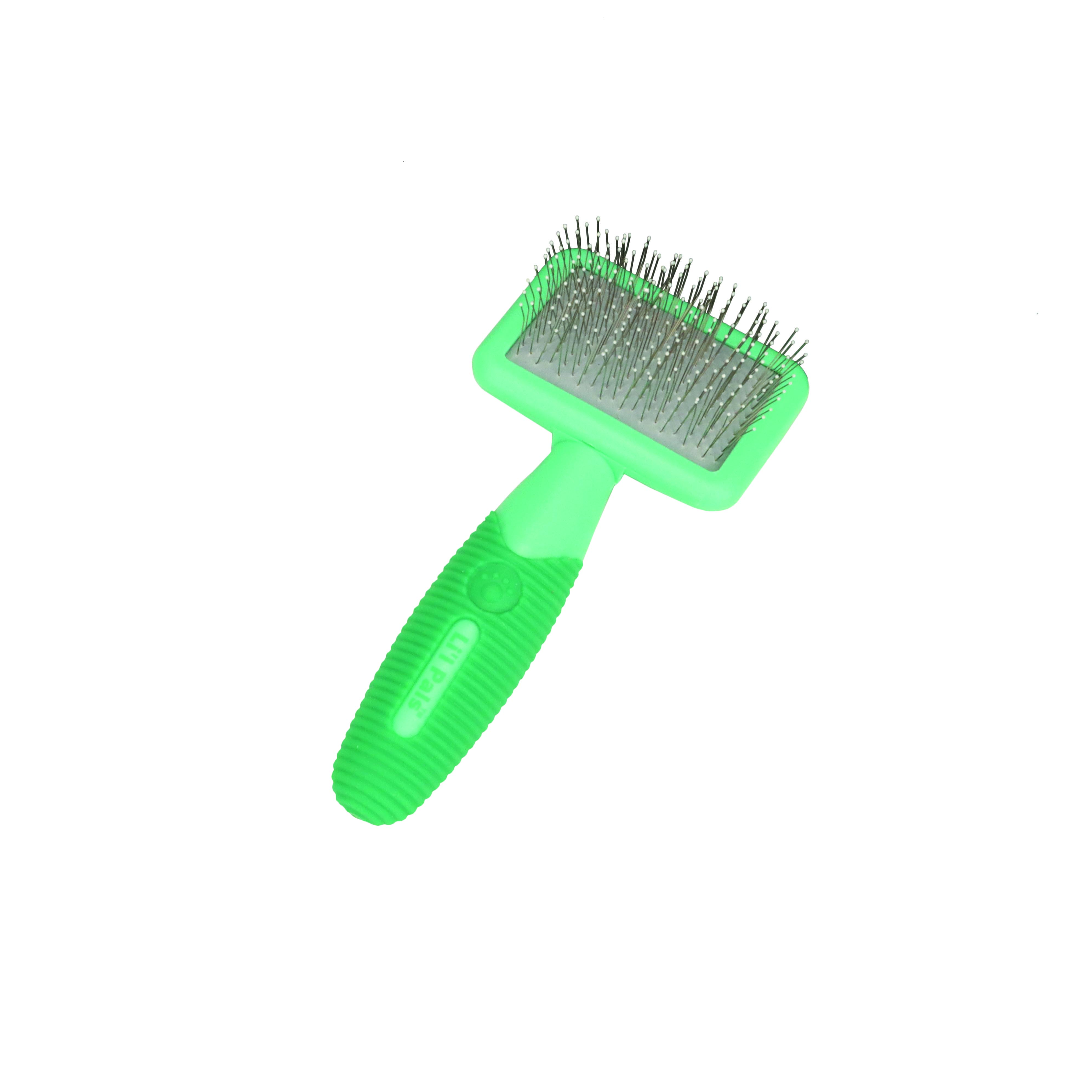Li'l Pals® Dog Slicker Brush with Coated Tips