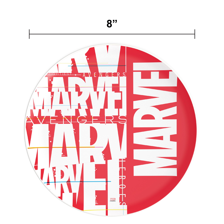 Marvel Comics Dinnerware Set, Black Widow, 2-piece set slideshow image 7