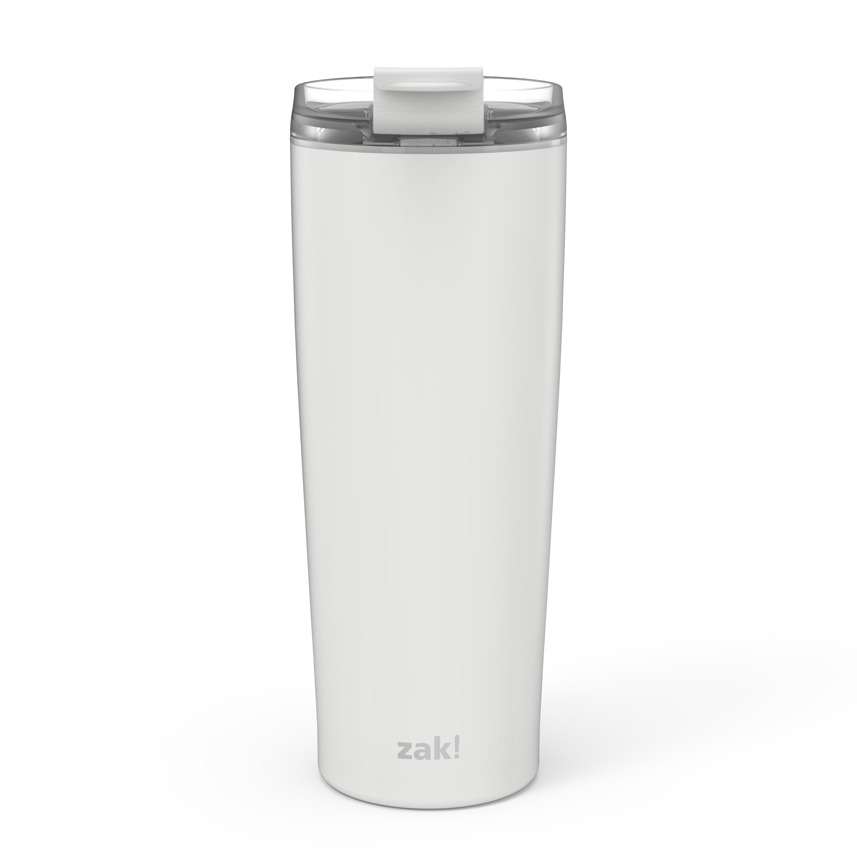 Aberdeen 24 ounce Vacuum Insulated Stainless Steel Tumbler, Gray slideshow image 1