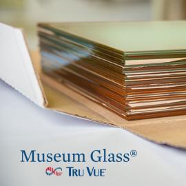 Tru Vue Museum Glass 18