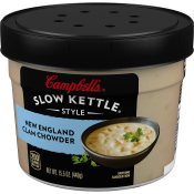New England Clam Chowder with Fresh Cream