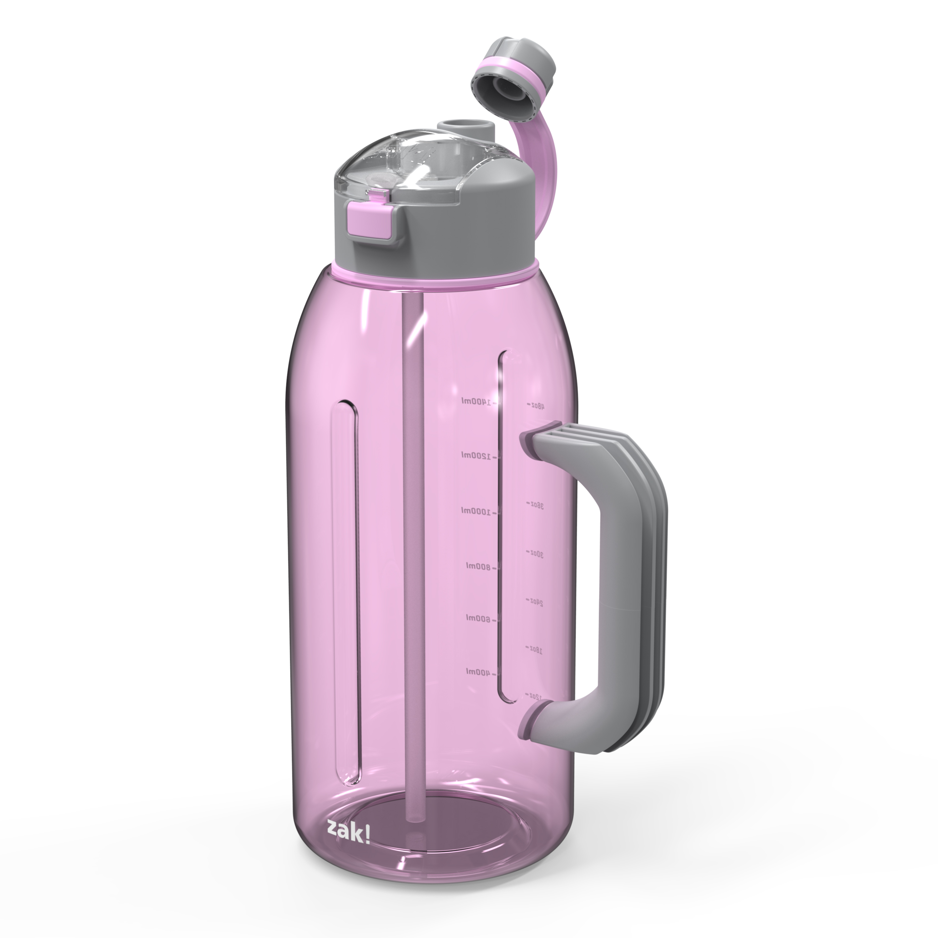 Genesis 64 ounce Water Bottle, Lilac slideshow image 5