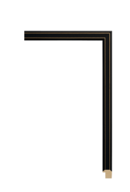 Williamsburg Black 3/4