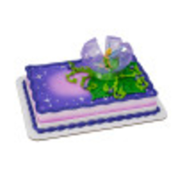 cupcake wedding cake images tinker bell i believe in fairies cupcake rings decopac 13162
