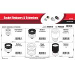 Socket Reducers & Extensions Assortment