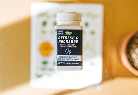 Helps Reduce Fatigue and Improve Sleep Quality*