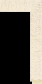 Arqadia White Laquer 1 5/8