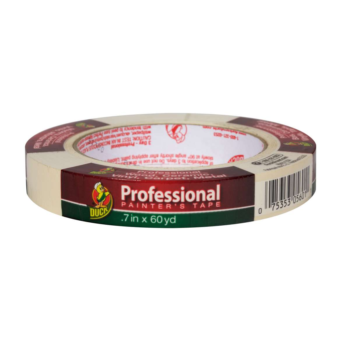 Duck® Brand Professional Painter's Tape - Beige, .7 in. x 60 yd. Image