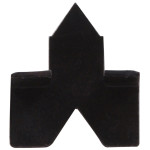 Hardware Essentials Black Glaziers Points