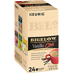 Vanilla Chai K-Cups - Case of 4 boxes - total of 96 kcups