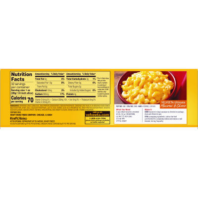 Velveeta Original Cheese 32 oz Box