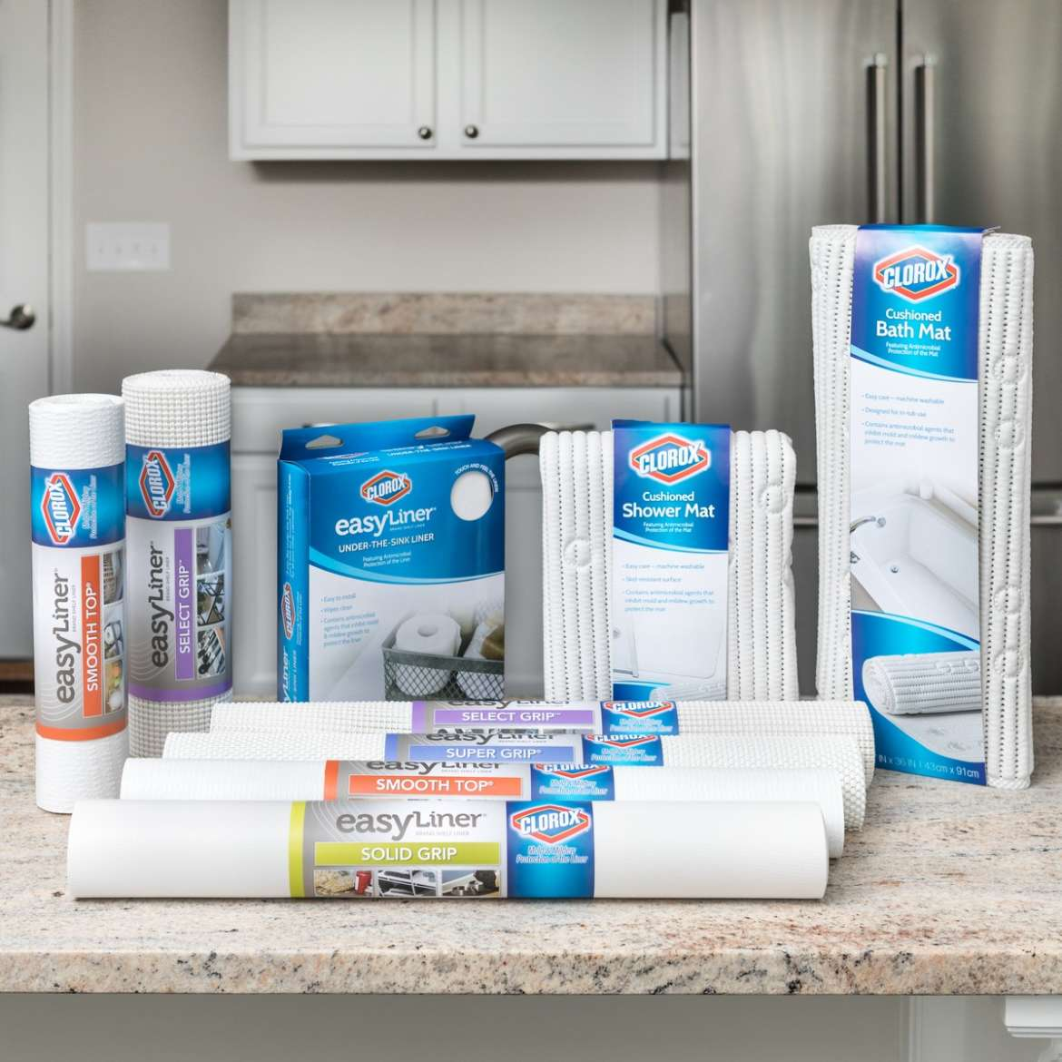 Under-The-Sink EasyLiner® with Clorox®