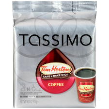 Tassimo Tim Hortons Coffee T Discs, 14 count