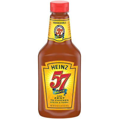 Heinz 57 Sauce 20 oz Bottle