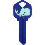 WacKey Whale Key Blank