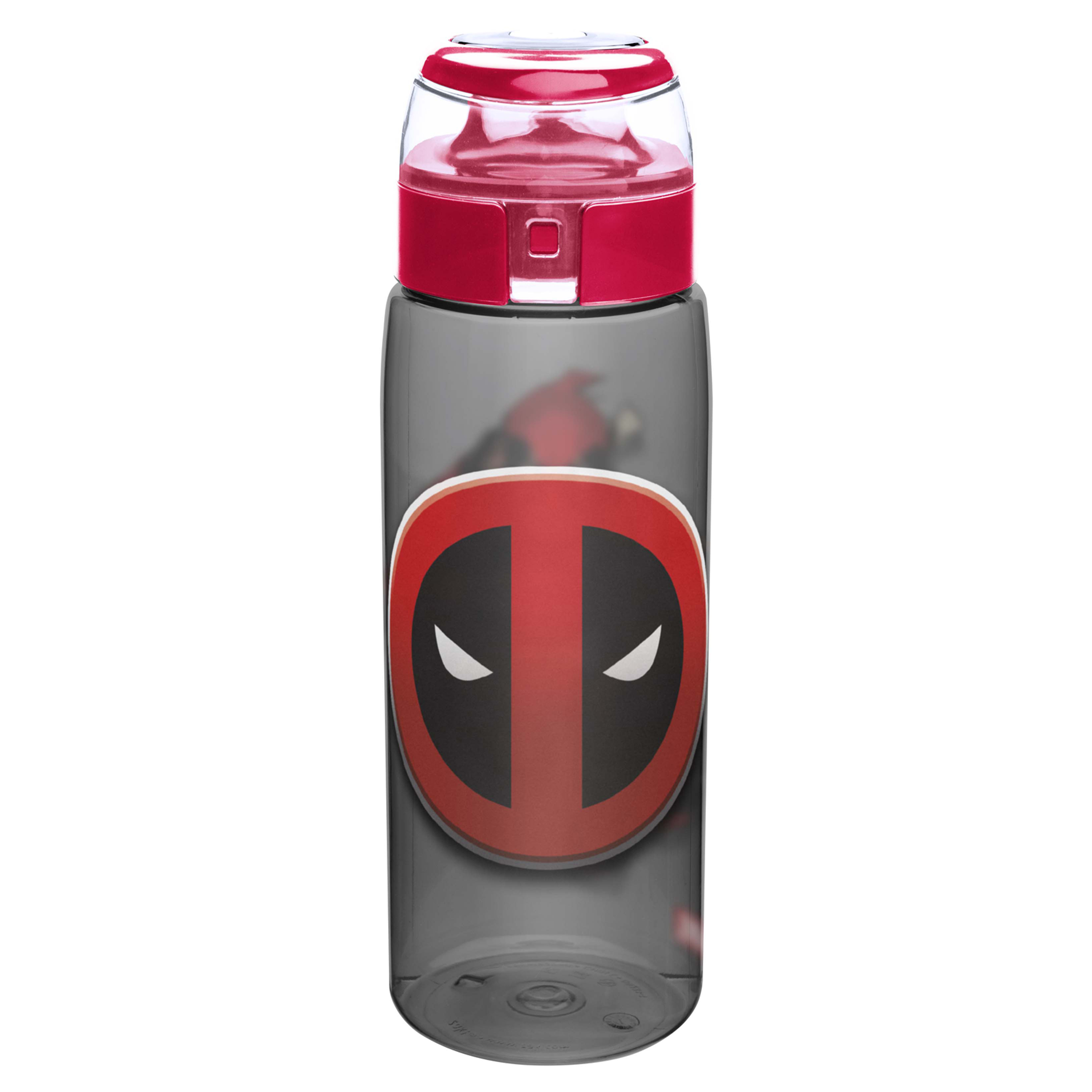 Marvel Comics 25 ounce Water Bottle, Deadpool slideshow image 1