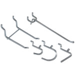Hardware Essentials Workshop Pegboard Peg Hooks