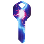 WacKey Lightning Key Blank