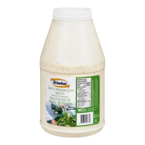 RICHARDSON Garlic Peppercorn Ranch Dressing 4L 2 image