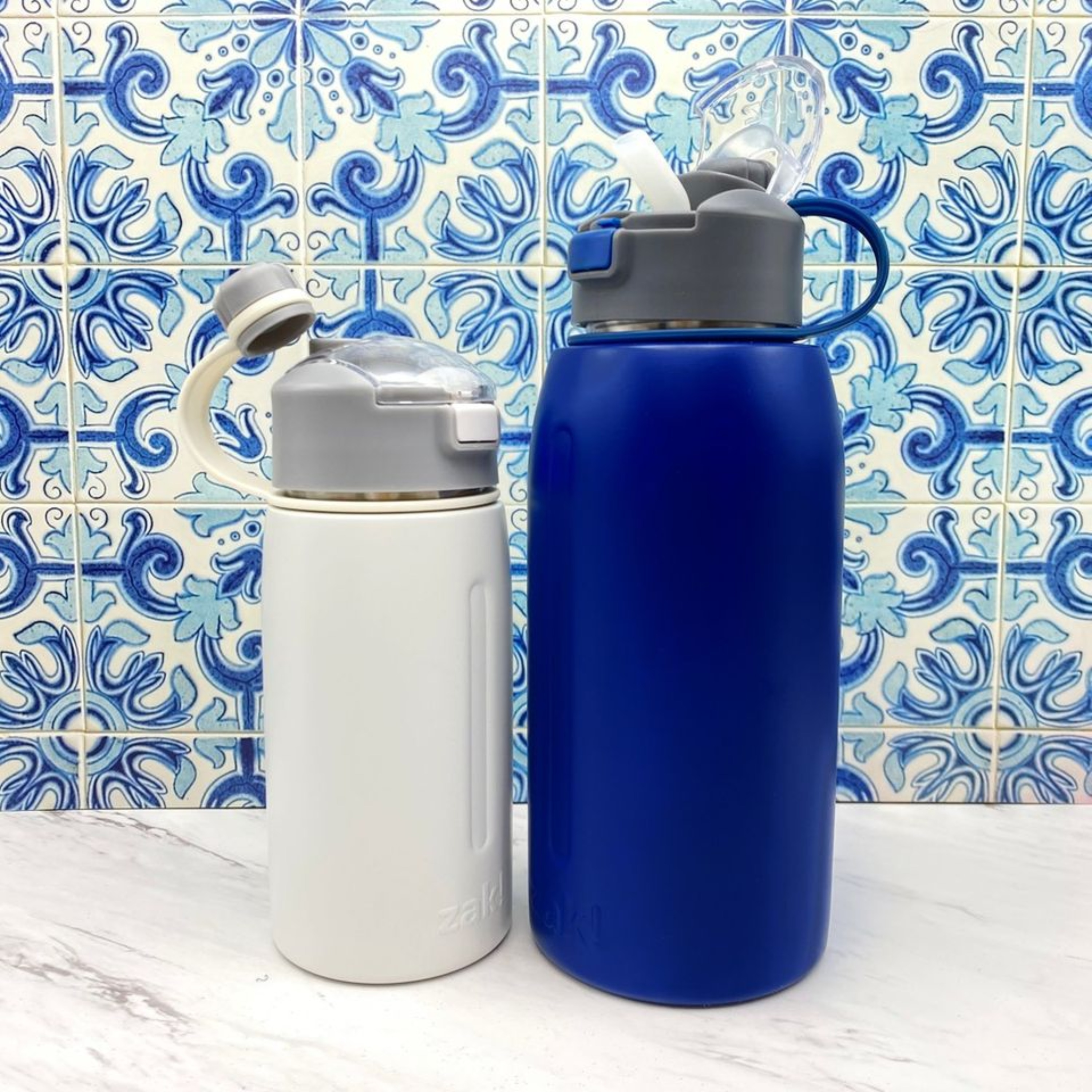 Genesis 12 ounce Vacuum Insulated Stainless Steel Tumbler, Gray slideshow image 11