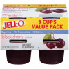 Jell-O Black Cherry Sugar Free Gelatin 25 oz Sleeve
