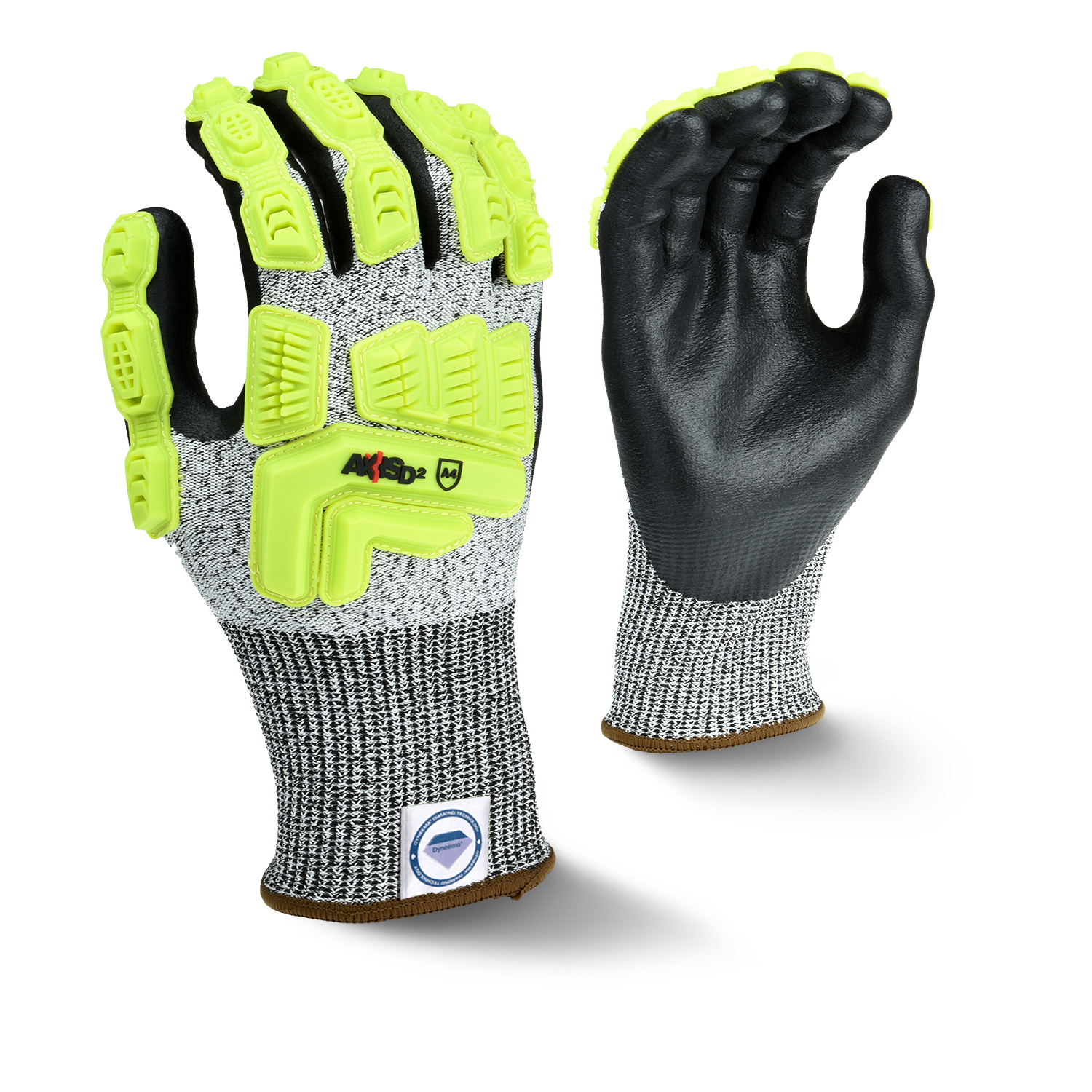 Radians RWGD110 AXIS D2™ Dyneema® Cut Protection Level A4 Glove