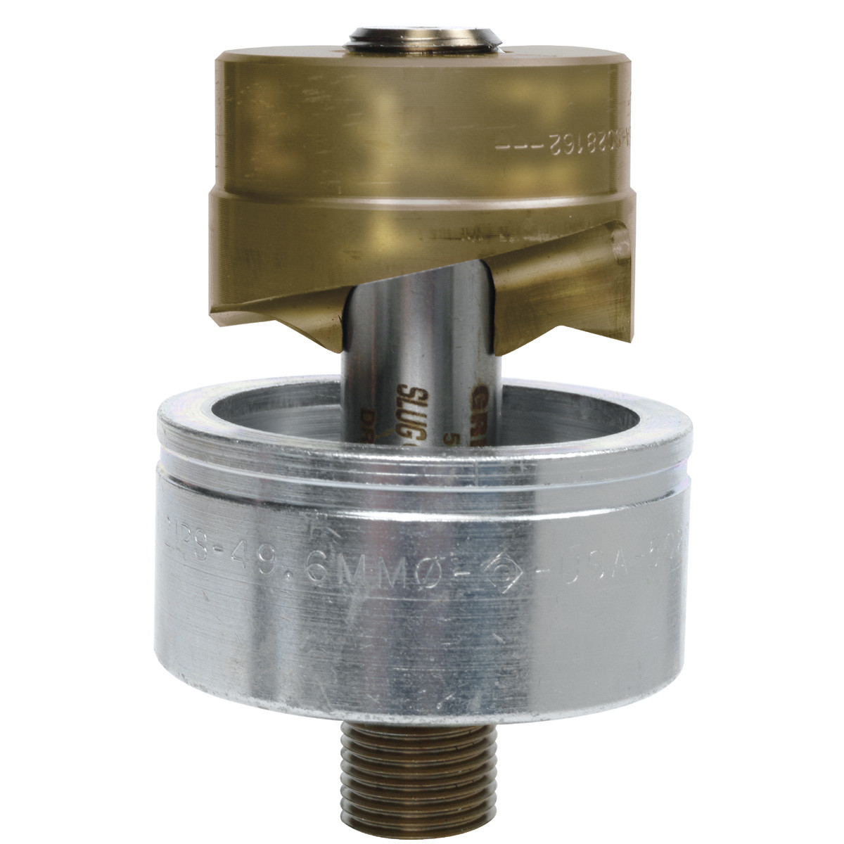 "Greenlee 28154 Slug-Splitter SC Punch 1/2"" Conduit Size"