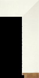 Arqadia White Laquer 2 5/8
