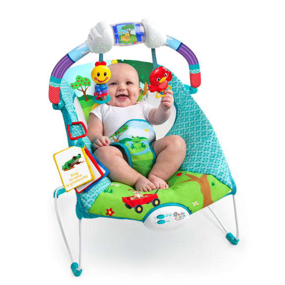 Caterpillar's Day at the Park Bouncer™